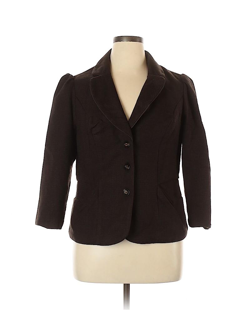 Maurices Women Blazer Size XL