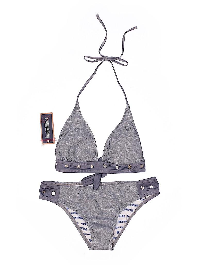 True Religion Women Two Piece Swimsuit Size XS