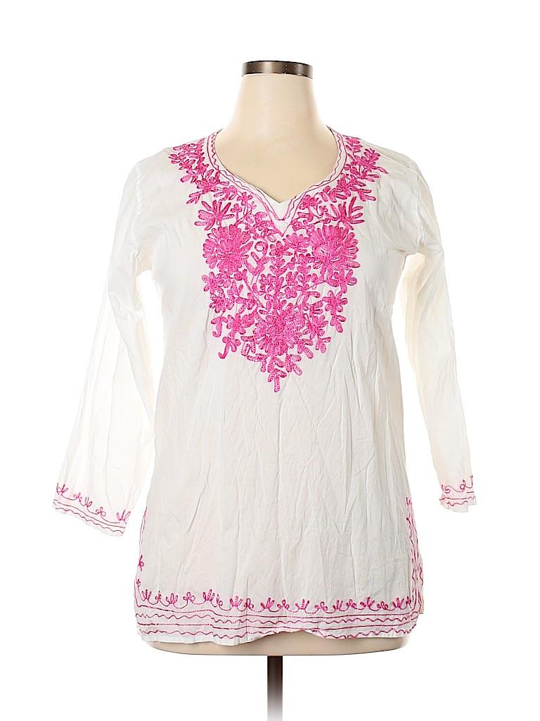 Unbranded Women Long Sleeve Blouse Size 46 (EU)