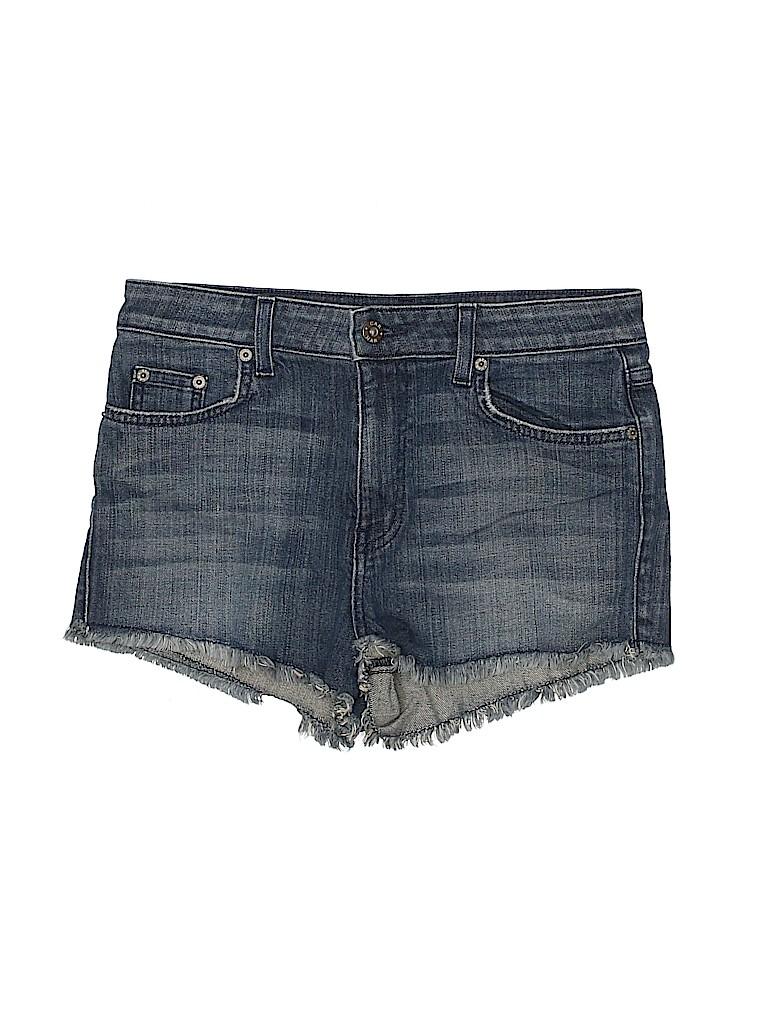 Carmar Women Denim Shorts 28 Waist