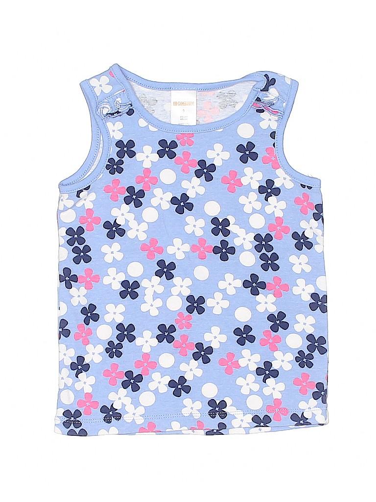 Gymboree Girls Sleeveless Top Size 5