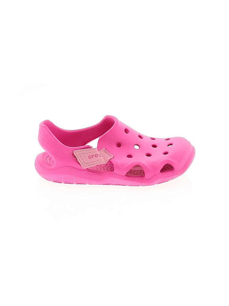 Crocs Girls Water Shoes Size 11