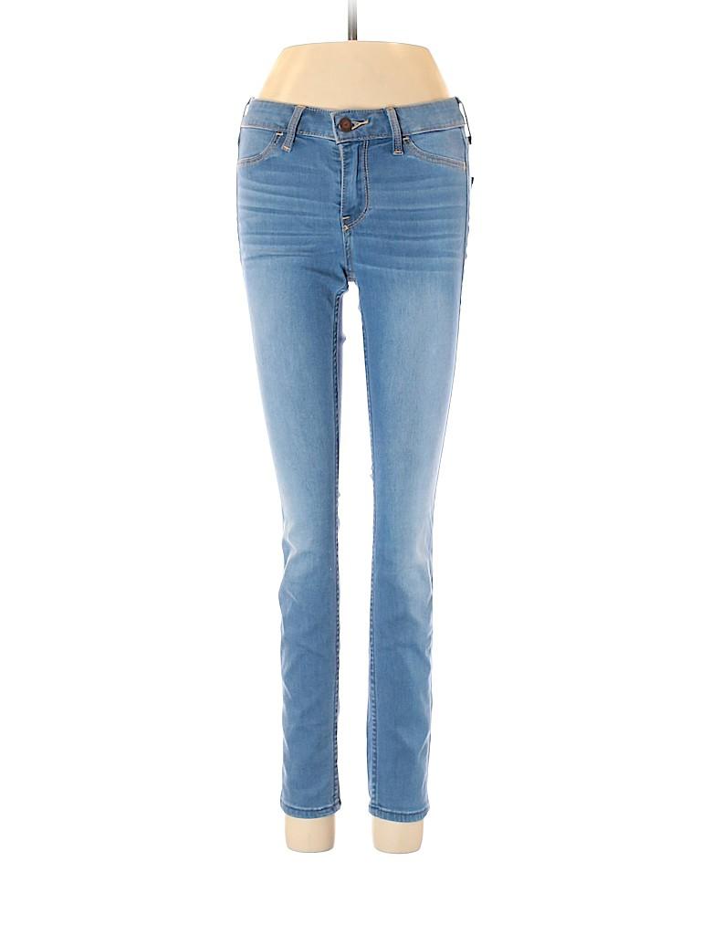 Hollister Women Jeggings Size 00