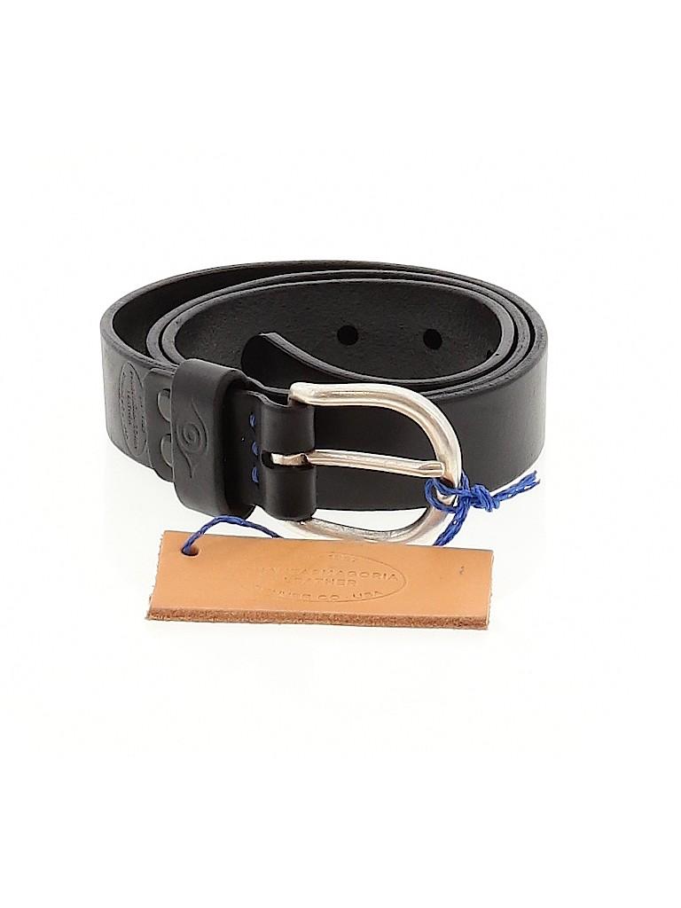 Assorted Brands Women Leather Belt Size M