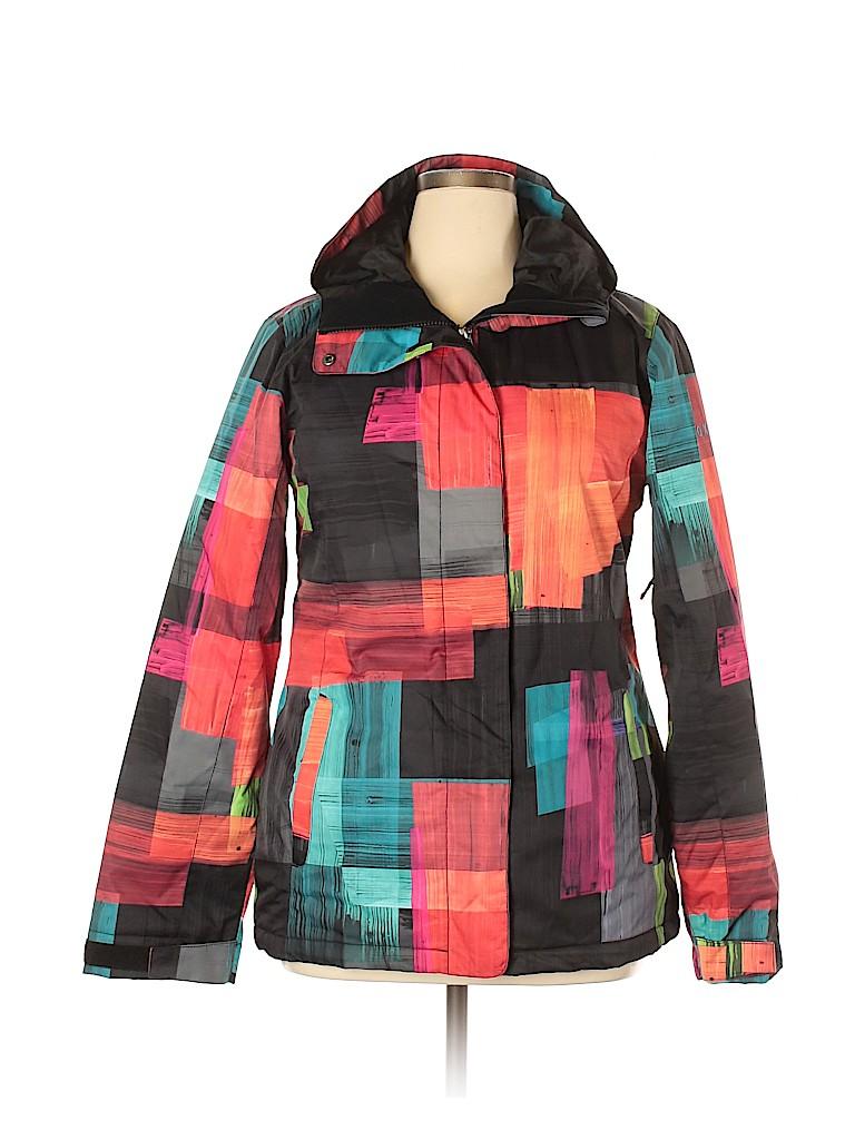 Roxy Women Snow Jacket Size L
