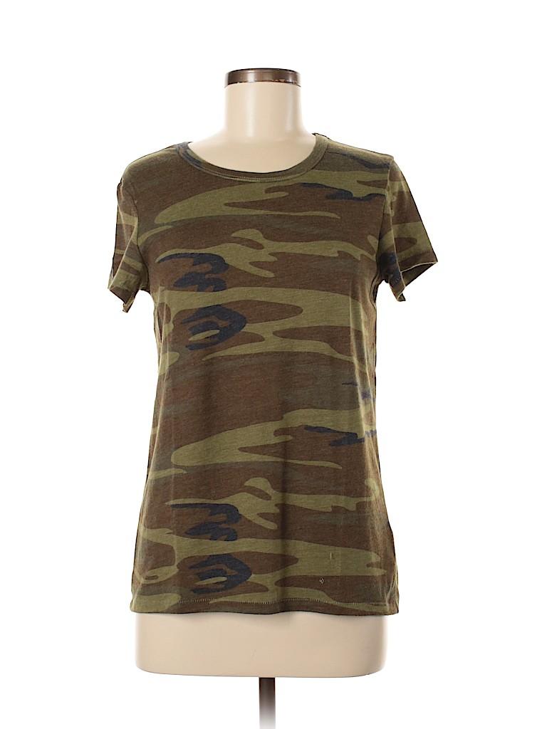 ALTERNATIVE Women Short Sleeve T-Shirt Size M