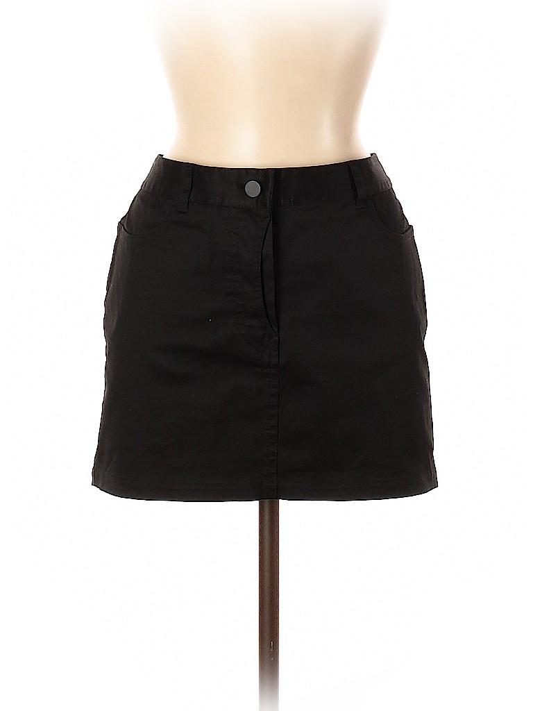 T by Alexander Wang Women Denim Skirt 28 Waist