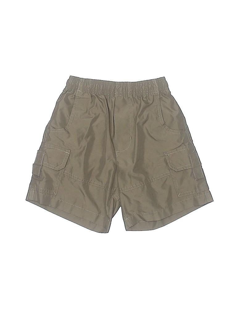 Basic Editions Boys Cargo Shorts Size 8