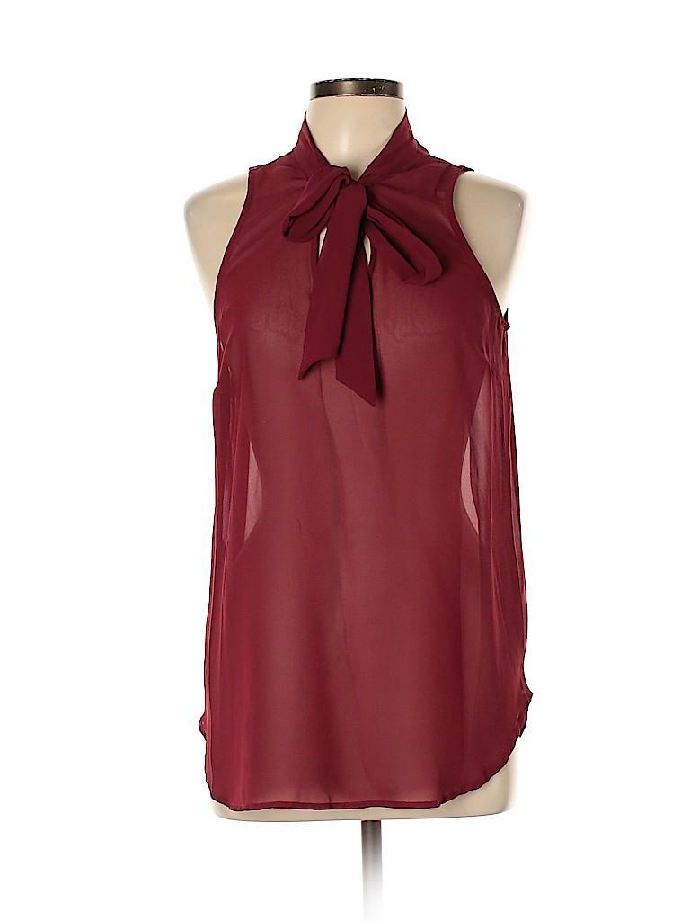No Boundaries Women Sleeveless Blouse Size 11 - 13