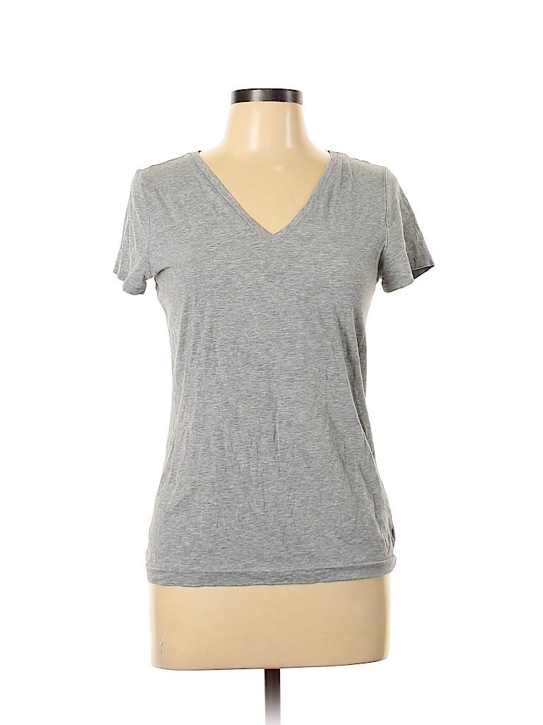 Gap Body Women Short Sleeve T-Shirt Size L