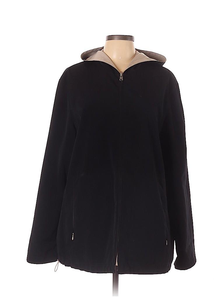 DressBarn Women Zip Up Hoodie Size XL