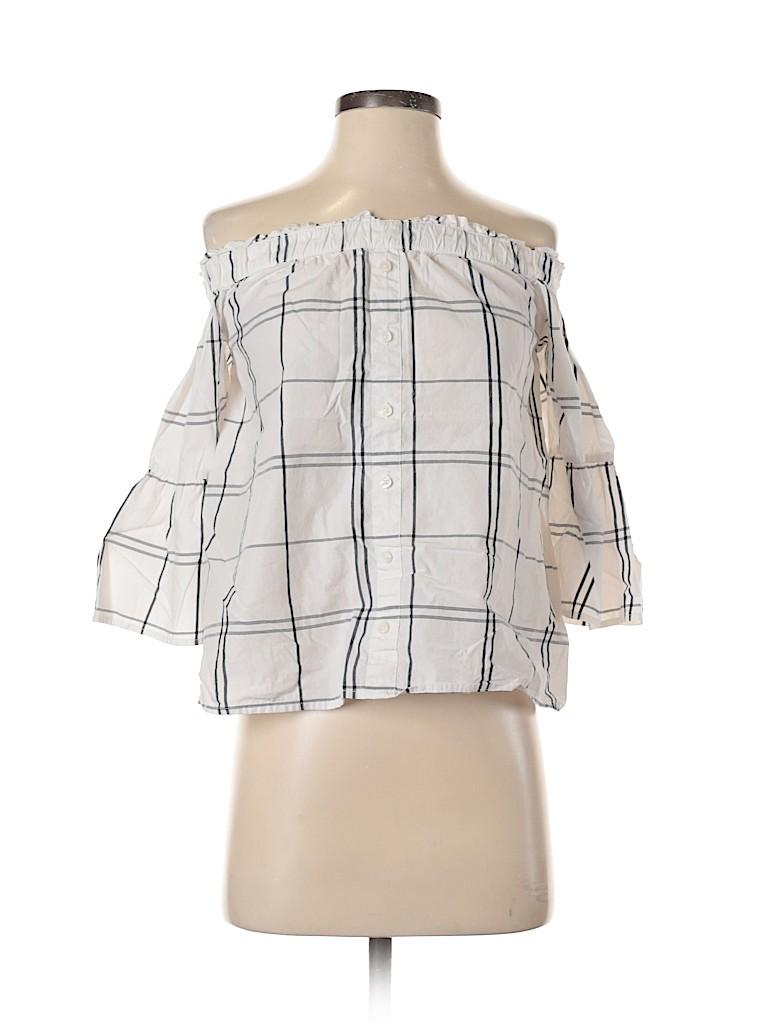 ABEO Women 3/4 Sleeve Blouse Size XS