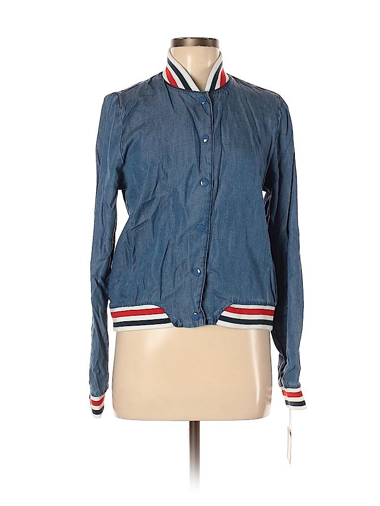 Mossimo Supply Co. Women Denim Jacket Size M