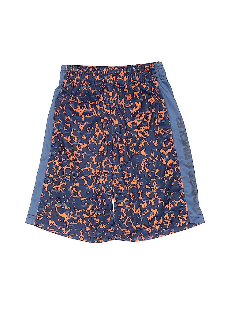 Under Armour Boys Athletic Shorts Size 7