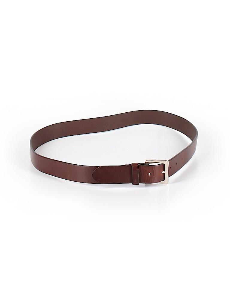 Gap Women Leather Belt Size L