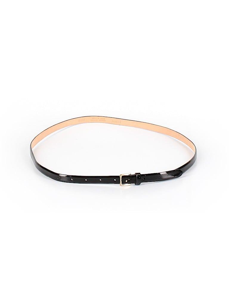 J. Crew Women Leather Belt Size L
