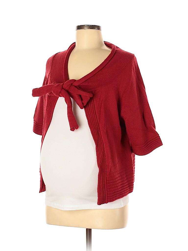 Duo Maternity Women Cardigan Size M (Maternity)