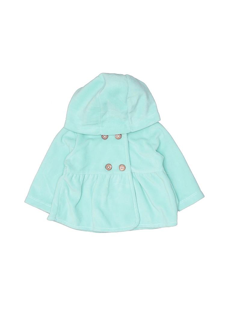 Carter's Girls Fleece Jacket Size 3 mo