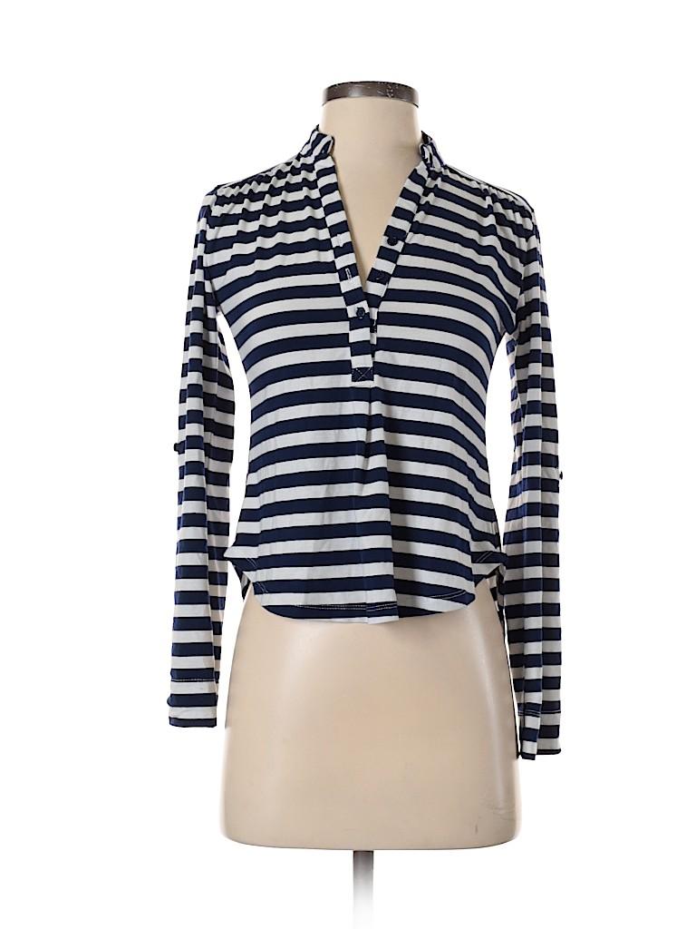 Rue21 Women 3/4 Sleeve Henley Size S