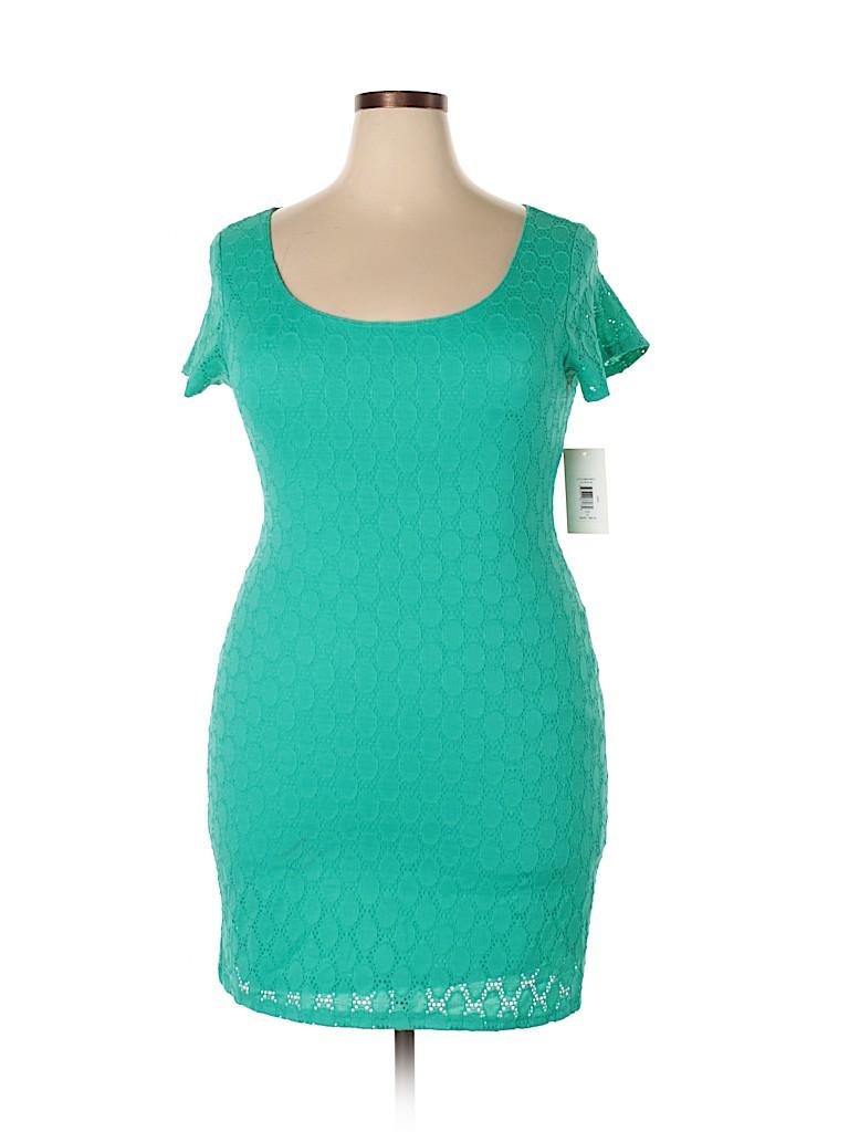 Isaac Mizrahi Women Casual Dress Size XL