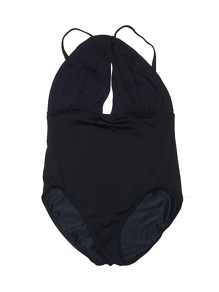 Carmen Marc Valvo Women One Piece Swimsuit Size 14