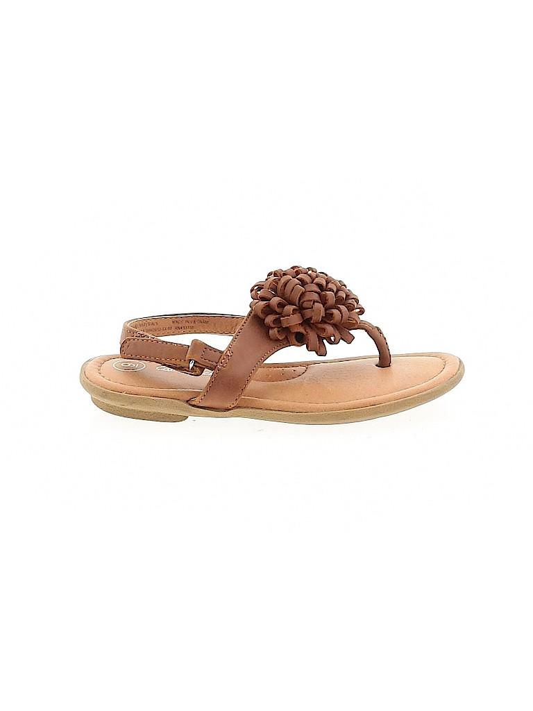 Cat & Jack Girls Sandals Size 9