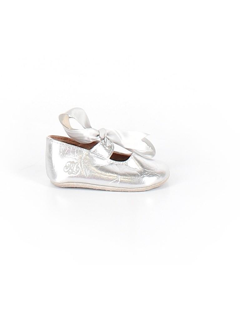 Ralph Lauren Baby Girls Booties Size 2