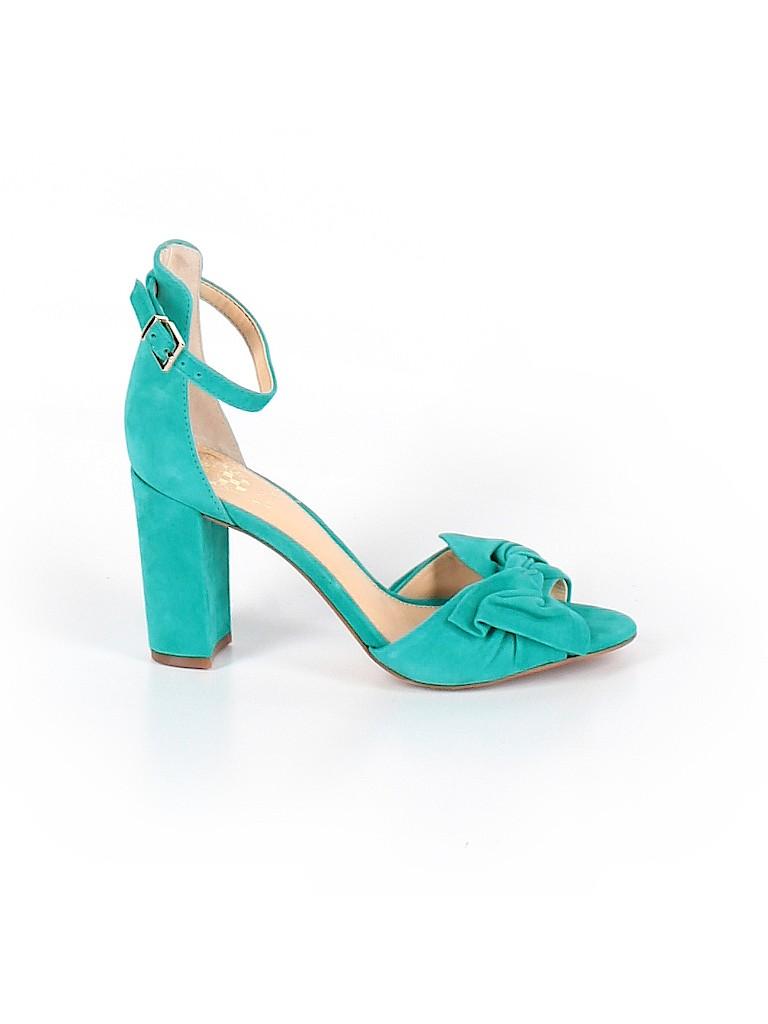 Vince Camuto Women Heels Size 5 1/2