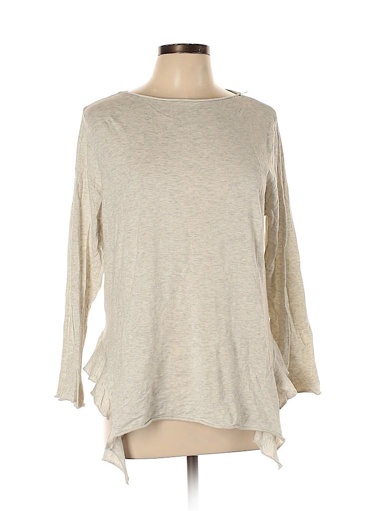 Zara TRF Women Long Sleeve Top Size L