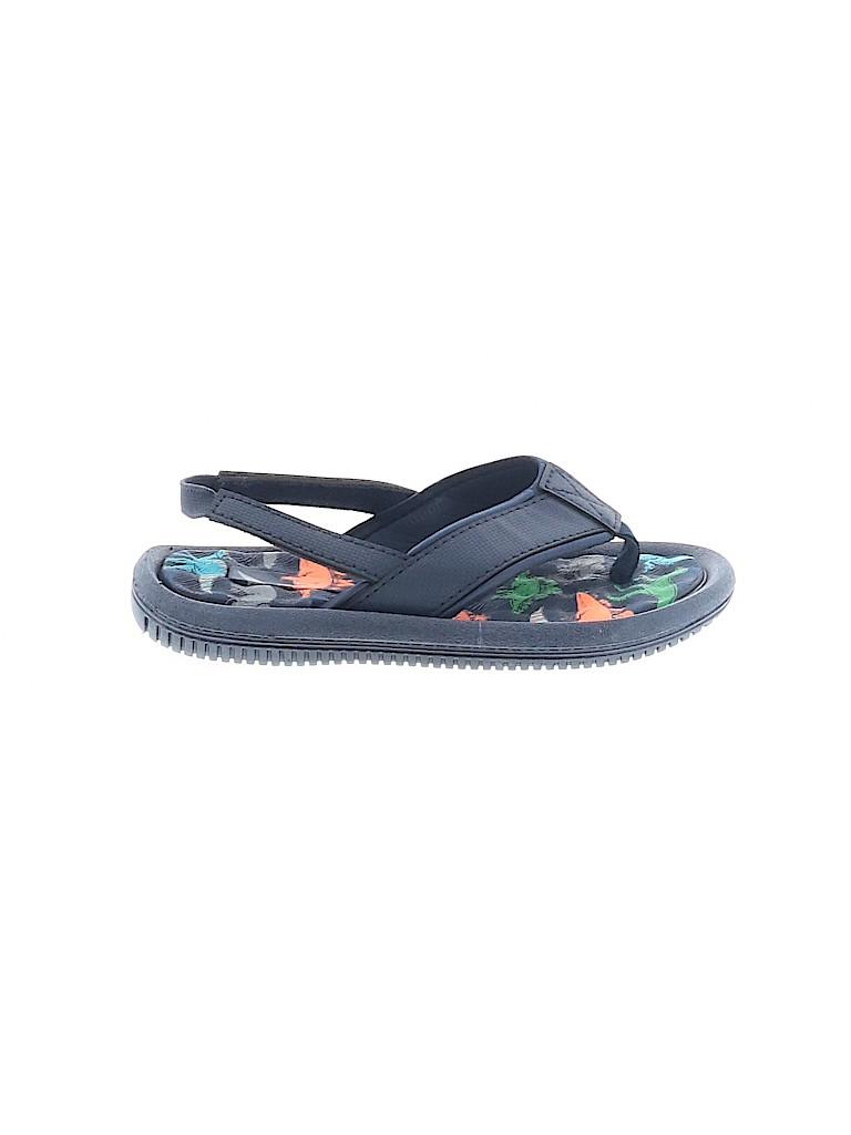Unbranded Boys Flip Flops Size 8 - 9 Kids