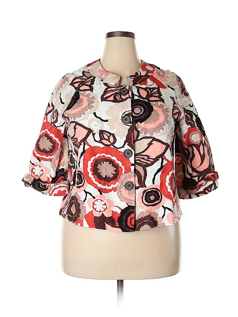 DressBarn Women Jacket Size 18 (Plus)