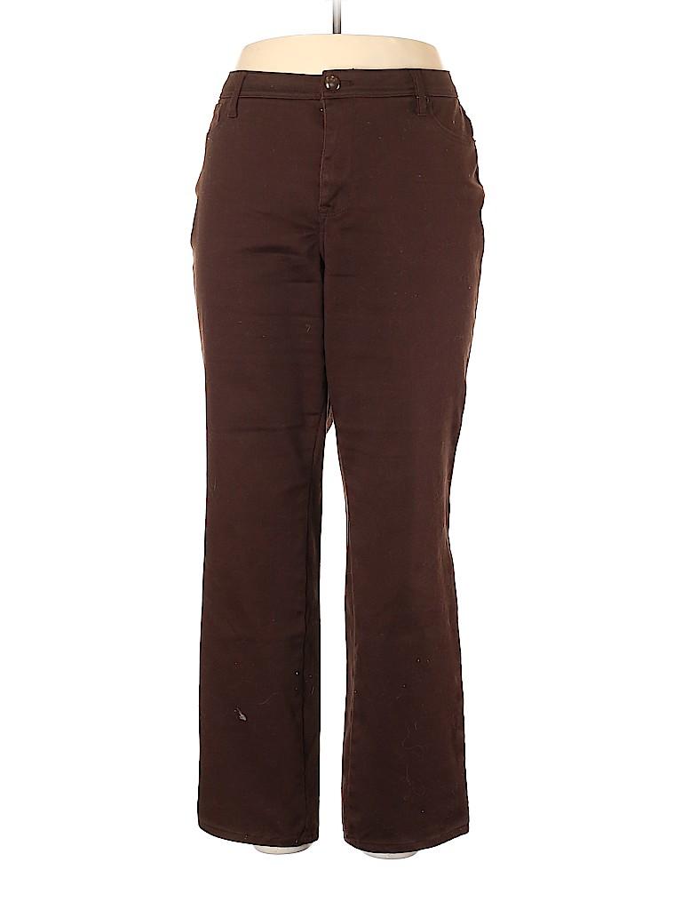 DressBarn Women Jeans Size 18 (Plus)