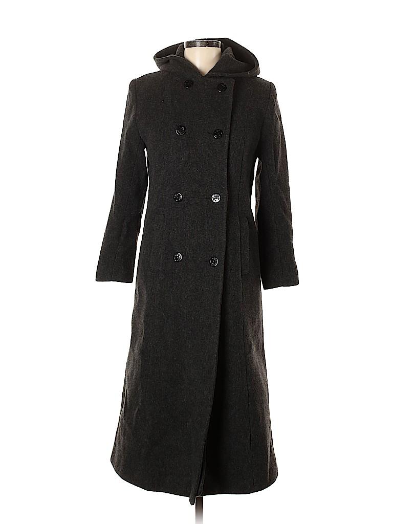 Jason Kole Women Wool Coat Size 1