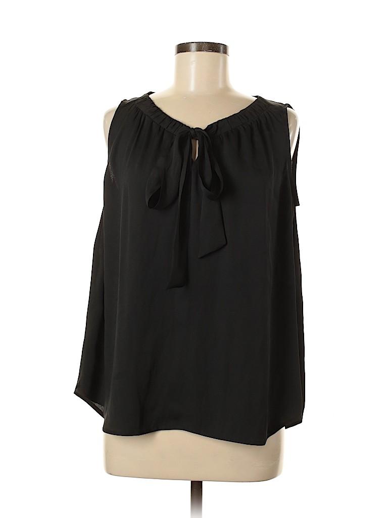 Ann Taylor Women Sleeveless Blouse Size XL