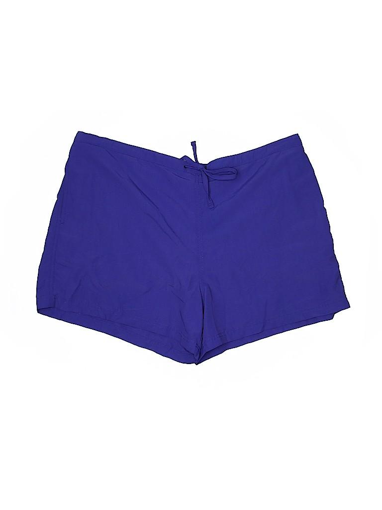 L.L.Bean Women Athletic Shorts Size XL