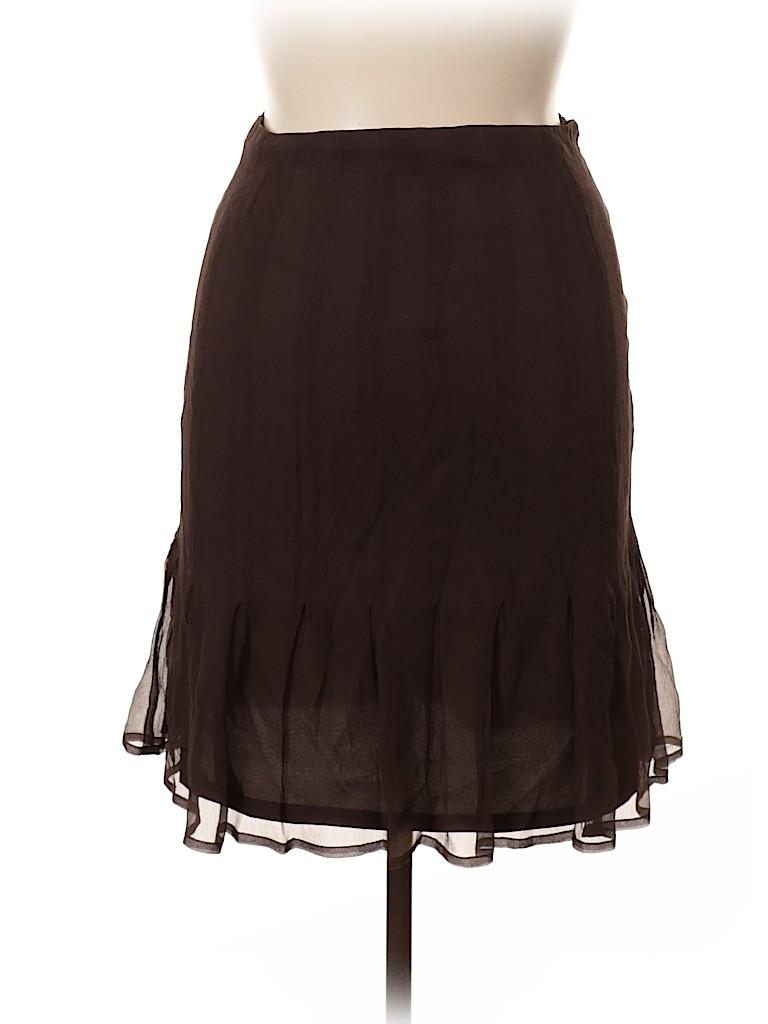 Doncaster Women Silk Skirt Size 16