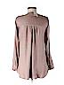 H&M Women Long Sleeve Blouse Size 8