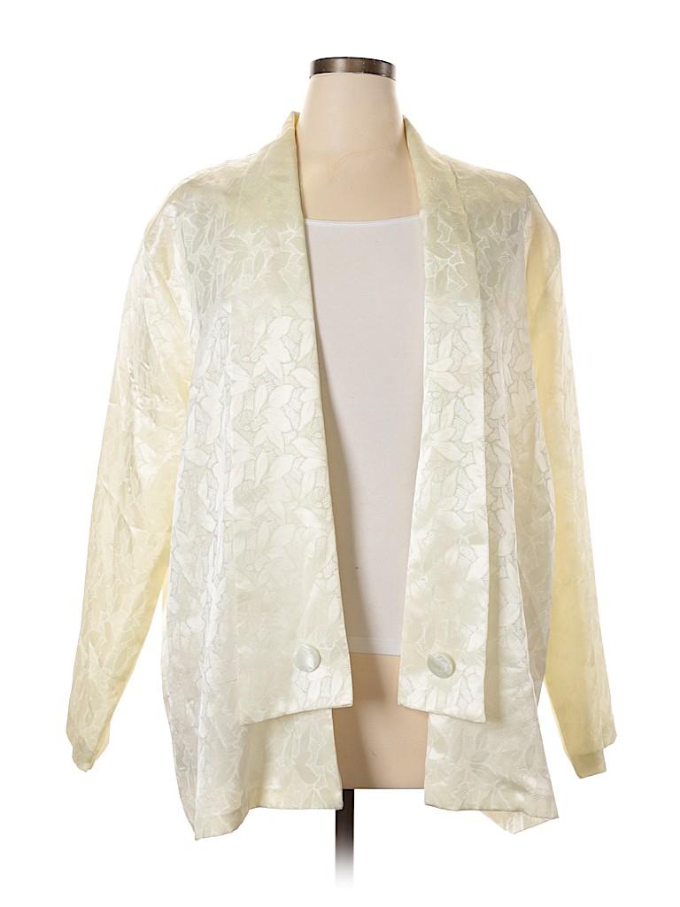 Assorted Brands Women Jacket Size 4X (Plus)
