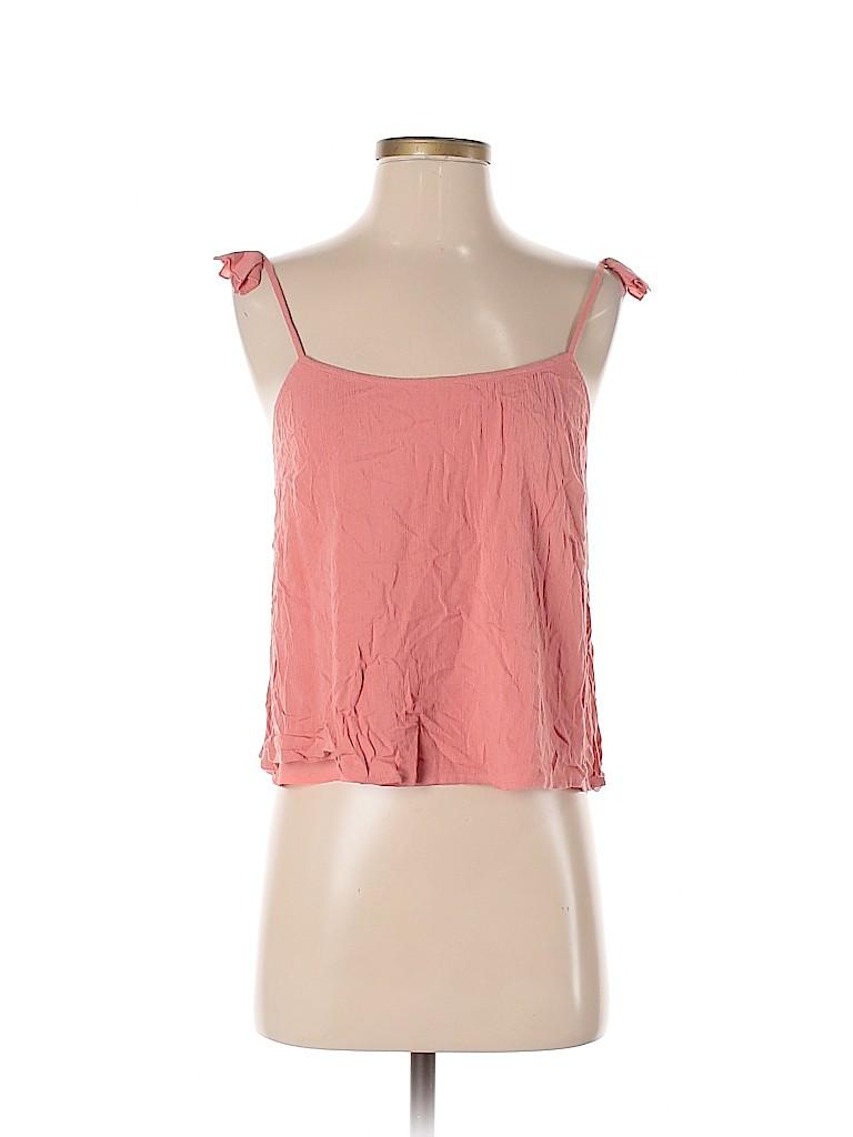 Club Monaco Women Sleeveless Blouse Size S