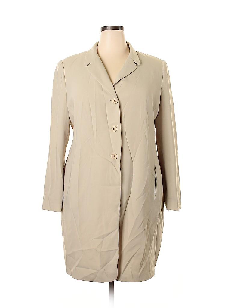Venezia Women Coat Size 20 (Plus)