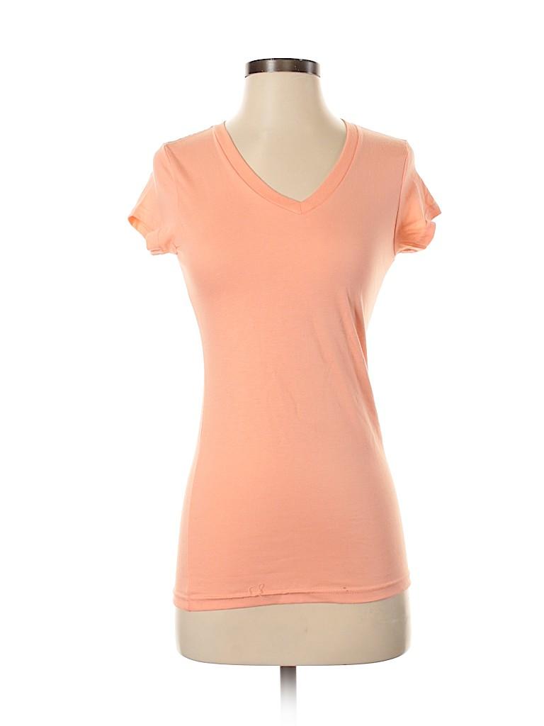 District. Women Short Sleeve T-Shirt Size XS