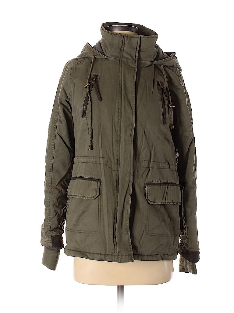 Thread & Supply Women Coat Size S