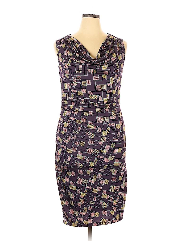 Triste Women Casual Dress Size 0X (Plus)