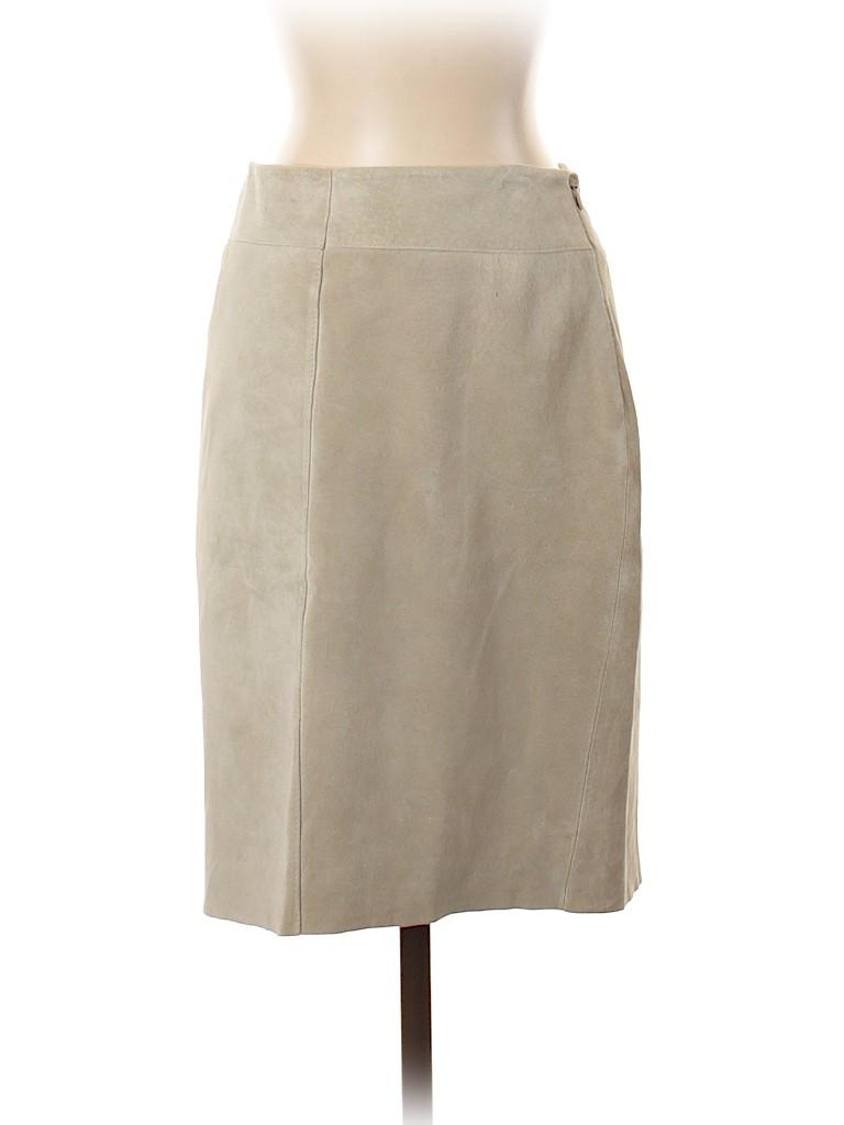 Express Women Leather Skirt Size 3 - 4