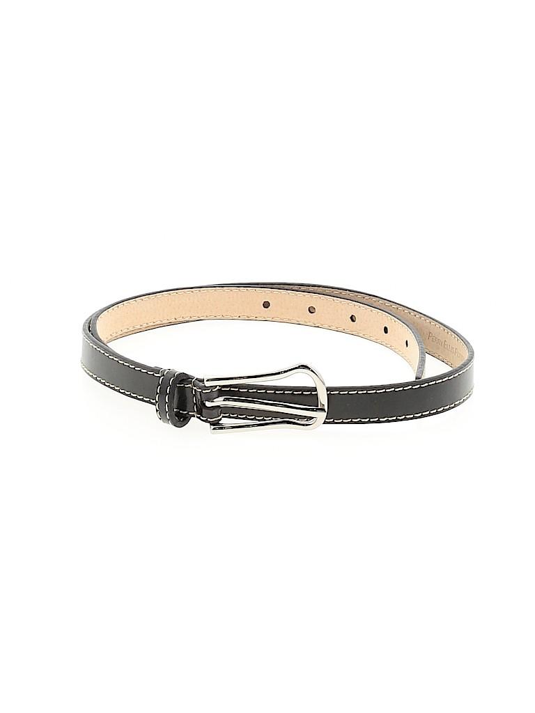 Perry Ellis Portfolio Women Leather Belt Size M
