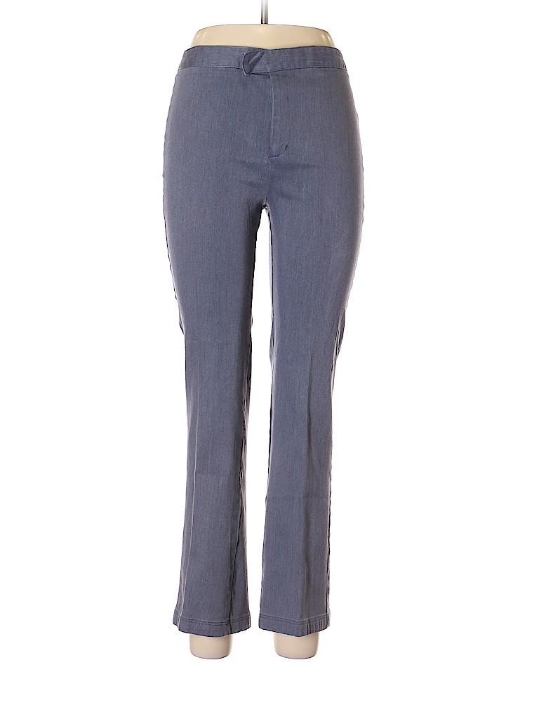 Vintage Blue Women Dress Pants Size 13