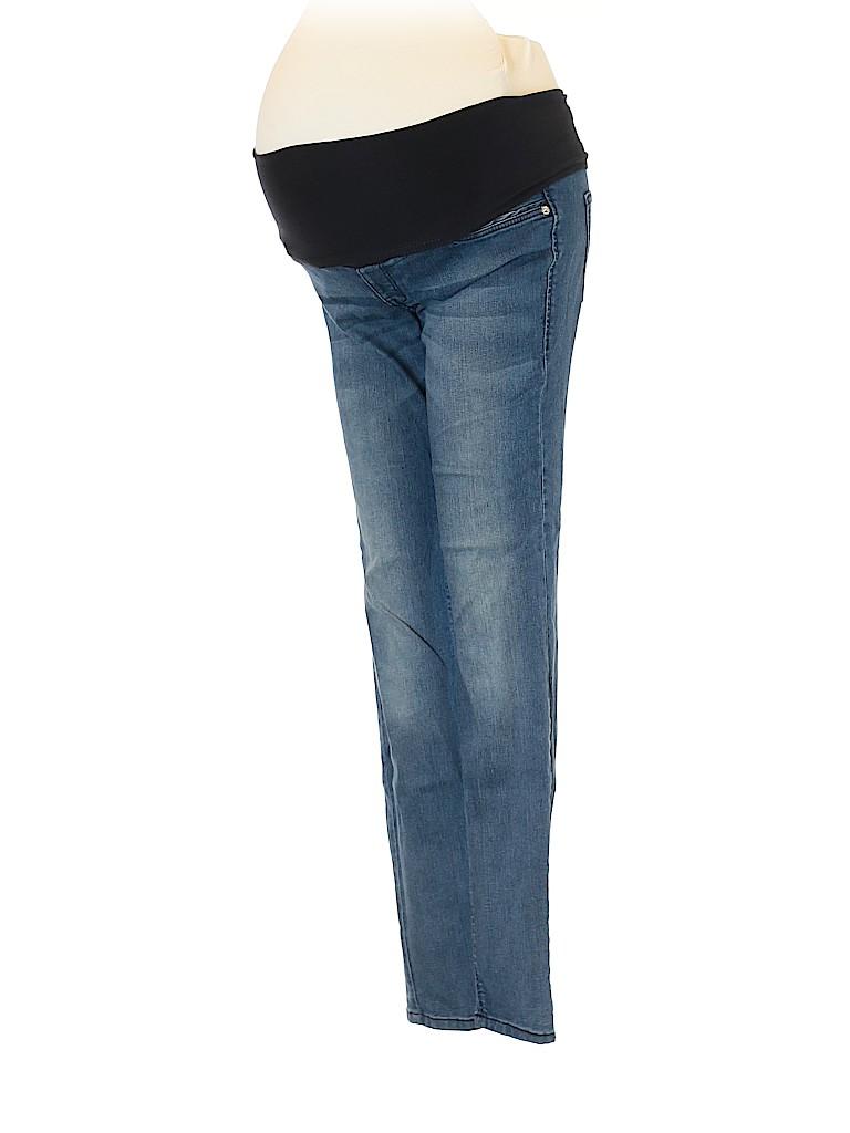 H&M Women Jeans Size 8 (Maternity)