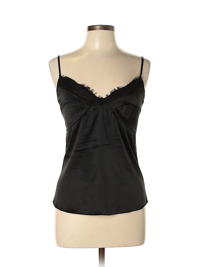Diane von Furstenberg Women Sleeveless Silk Top Size 8
