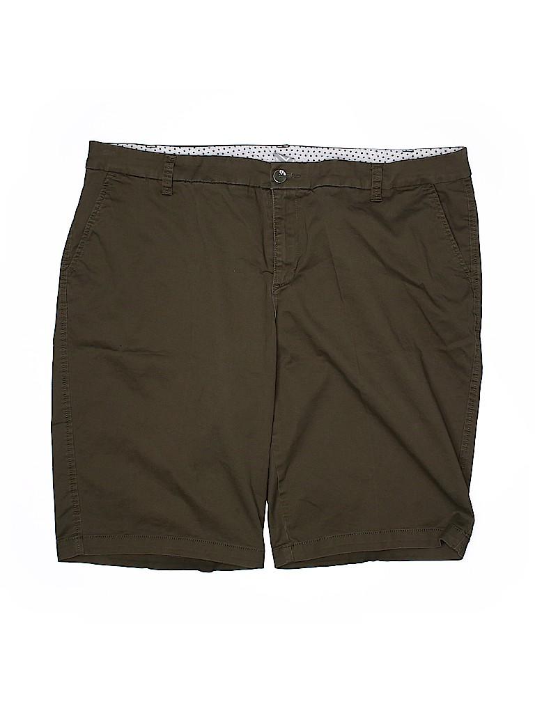 Jcpenney Women Cargo Shorts Size 20w (Plus)