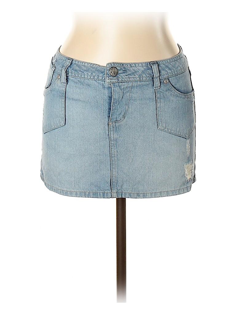 So Wear It Declare it Women Denim Skirt Size 7